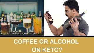 Can I Have Coffee or Alcohol on Keto?