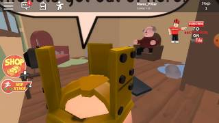Roblox-my daughter playing Roblox with mom