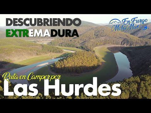 Ruta por Las Hurdes en Furgo | Cascadas, Senderismo, Meandros ¡Paraíso Natural!