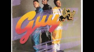 "Guy - Groove Me Extended 12"" Mix (7:45) (New Jack Swing)"