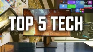 Hardware Canucks - Top 5 Tech of 2014 Thumbnail