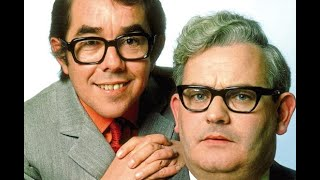 Repeat youtube video The Two Ronnies Cleaning Ladies Song!