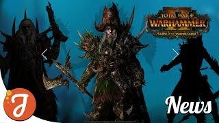 Noctilus Confirmed (Unsurprisingly) | Curse of The Vampire Coast News | Total War: WARHAMMER II