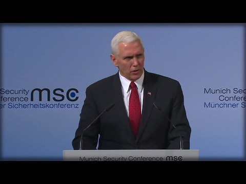 BREAKING: MIKE PENCE WALKED ONSTAGE & MADE A 3 WORD PROMISE THAT'LL ROCK THE WHOLE WORLD!