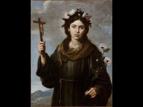 St  Rose of Viterbo & the Anti Christ