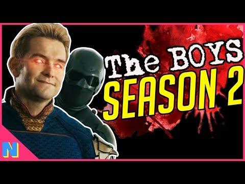 The Boys Season 2: What to Expect (Amazon Prime)