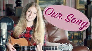 Taylor Swift - Our Song (cover by Cillan Andersson)