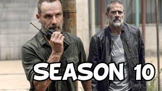 The Walking Dead Season 10 'Negan's Reaction To Rick's Survival & Redemption Problems' Explained