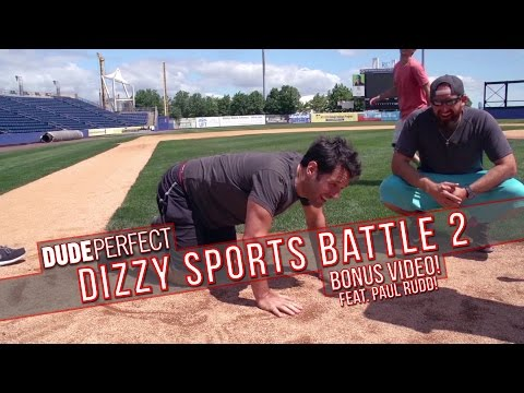 Dude Perfect: Dizzy Sports Battle 2 BONUS Video