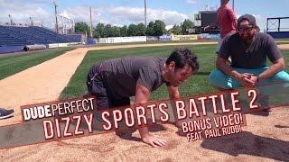Dude Perfect: Dizzy Sports Battle 2 BONUS Video