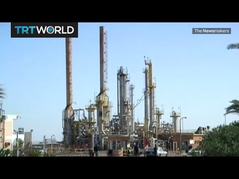 The Newsmakers: Battle for Libya's oil