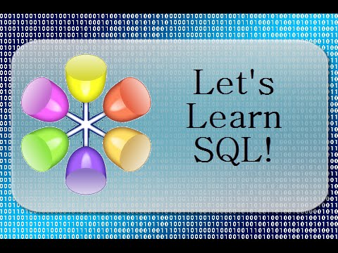 Let's Learn SQL! Lesson 121: Introduction To Creating Tables