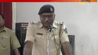 Asmita vision news Solapur/police smrutidin nibandha spardha/16-10-2018