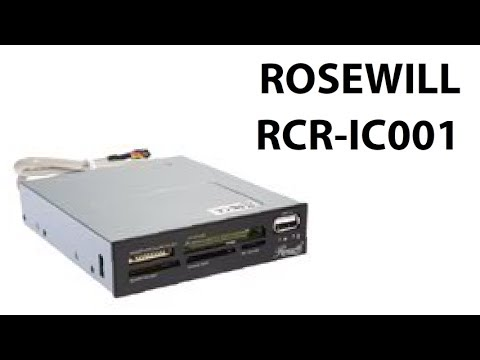 RCR-IC001 DRIVERS DOWNLOAD (2019)