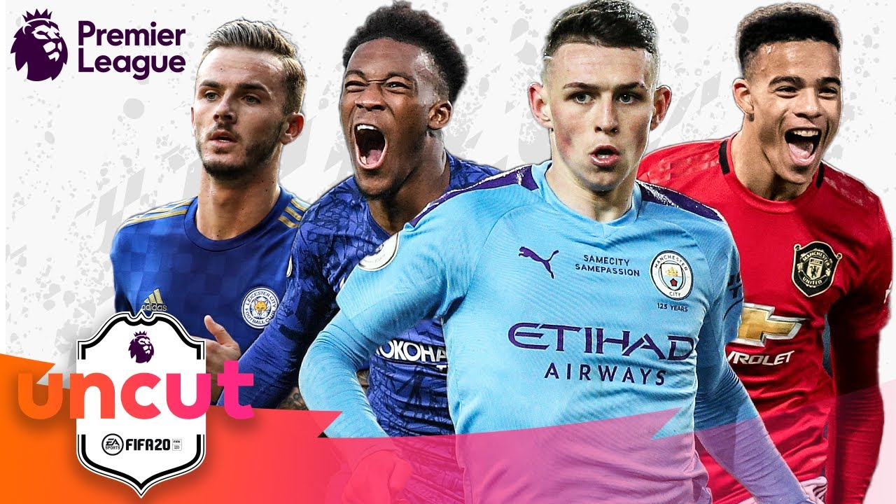 Which Young SUPERSTARS Make Phil Foden's Ultimate Teammate? | Uncut | AD