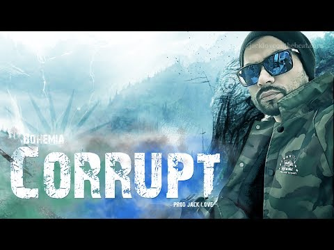Corrupt - Bohemia - New 2017 Modern Rap beat - bohemia type beat instrumental