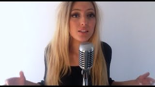 All Of Me cover by Sofia Karlberg