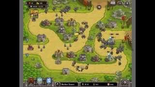 Kingdom Rush - gameplay (PC)