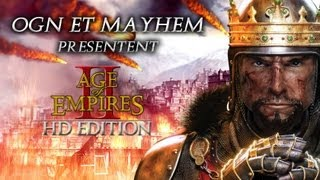 [PC] Age of empires 2 HD EDITION ! Retournons en enfance Gameplay FR