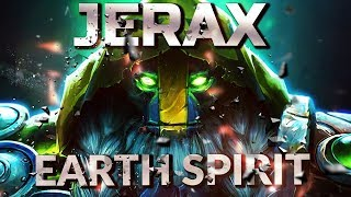JerAx - World's Best Earth Spirit Player - Dota 2