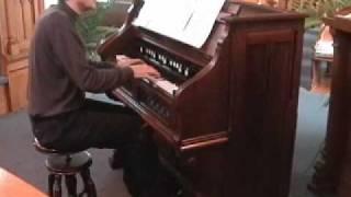 Choral Song - Samuel Sebastian Wesley - Berlin Reed Organ