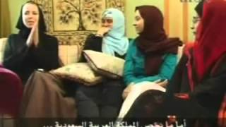hamza yusuf meets amazing women in saudi arabia must watch part1   YouTube