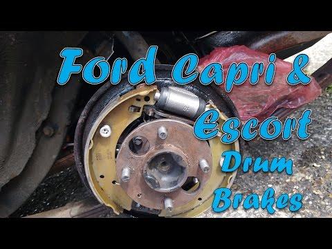 escort pads on Changing brake