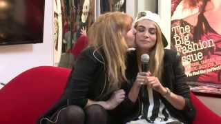 #RockNKohl Day 7 Catch-Up: Cara Delevingne Joins Me On The Sofa Thumbnail