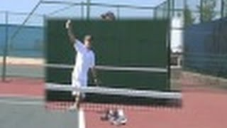 drills that will fix your backhand in 4 minutes tennis instruction