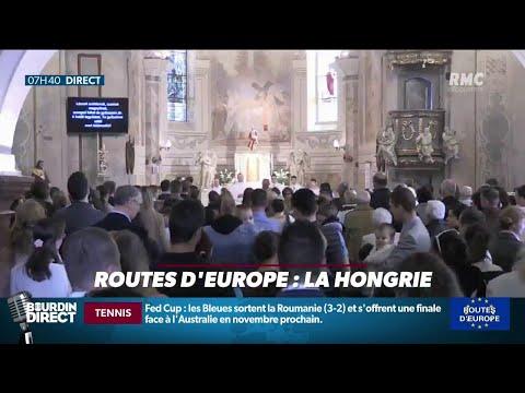 """""""Routes d'Europe"""": le programme de Viktor Orban séduit les Hongrois"""