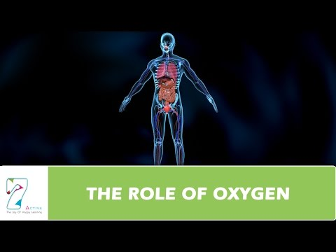 THE ROLE OF OXYGEN