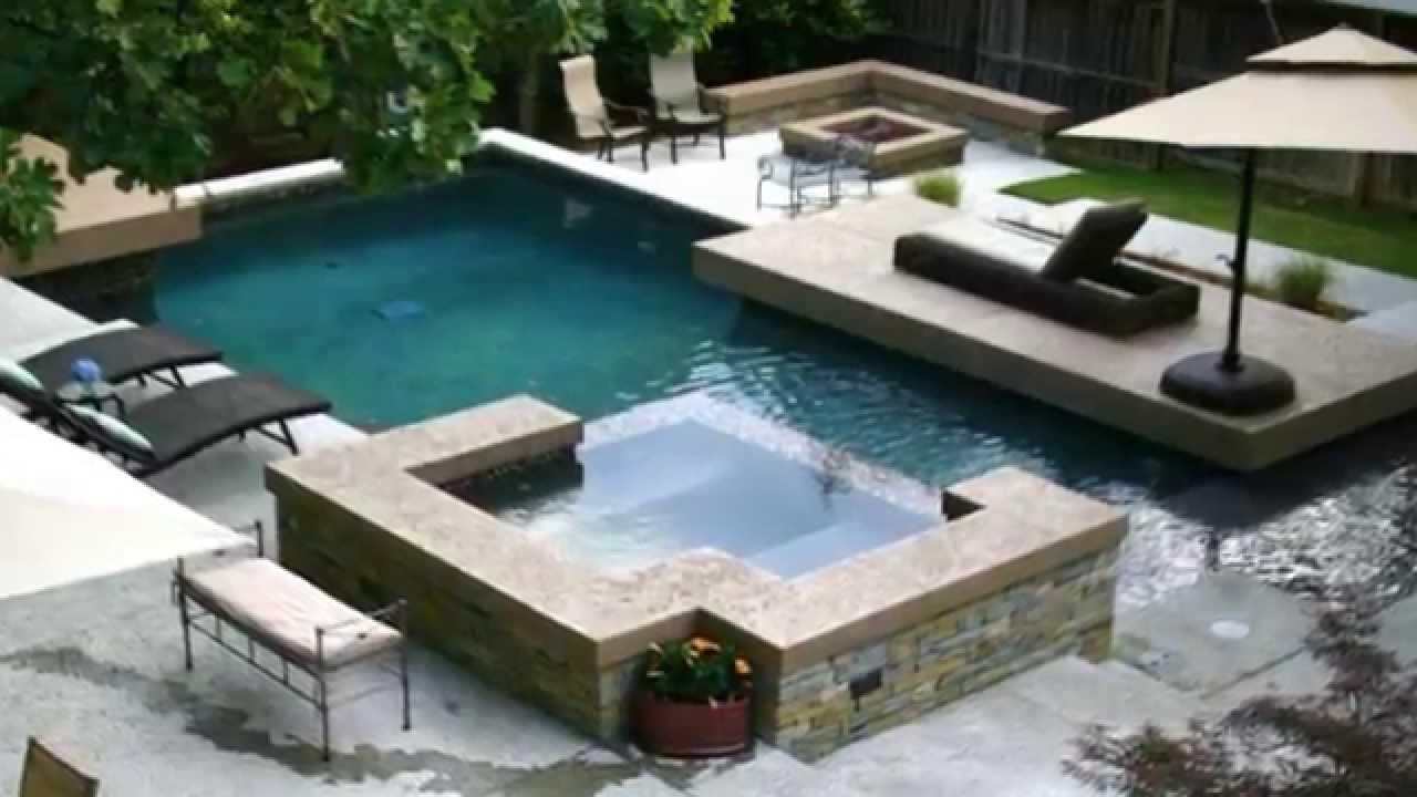 Modern Pool Presentation Youtube