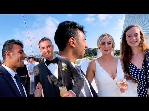 Attending my First American Wedding 💍