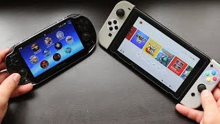 PS Vita Vs Nintendo Switch: How do They Match Up?