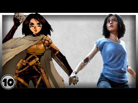 Top 10 Alita: Battle Angel Surprising Facts