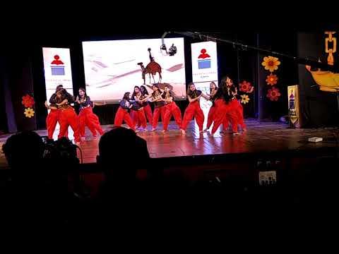 Arabic myth belly dance zumba Pramathi hillview academy