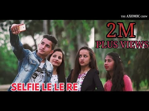 Selfie Le Le Re Dance Cover 2018 || Montumoni Saikia || Bihu Special - The Axomic Crew ||