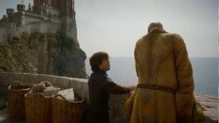 Tyrion, Joffrey & Varys Prepare For Siege [HD]