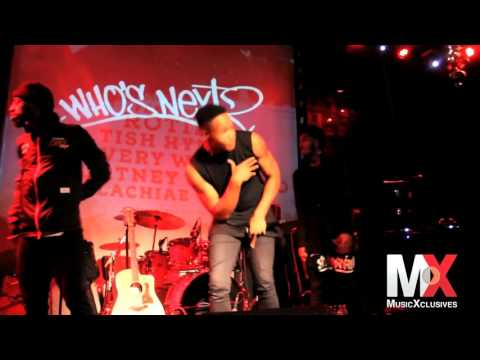 """Avery Wilson Performs """"Change My Mind"""" At Hot 97's #WhosNextLive"""