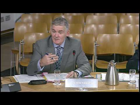 Environment, Climate Change and Land Reform Committee - Scottish Parliament: 6th December 2016