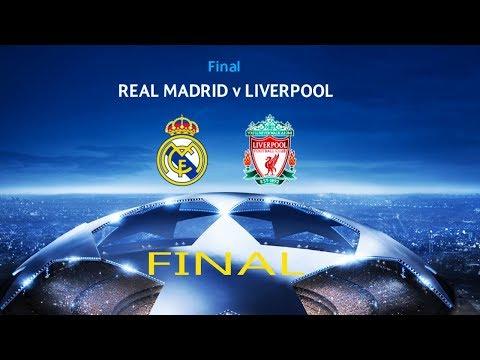 PES | Real Madrid vs Liverpool FC 2018 | Olimpiyskiy Stadium Kiev | FINAL UEFA Champions League