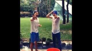 Super Junior Ice Bucket Challenge #SuperJunior #MAMACITA #슈퍼주니어