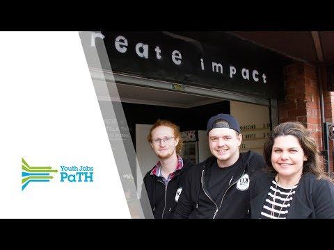 KIK Coffee inspiring young people through Youth Jobs PaTH