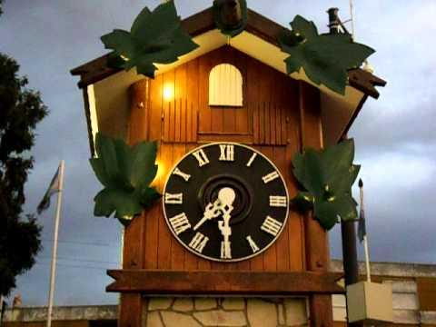 Reloj cucu villa carlos paz cordoba youtube - Carlos cordoba ...