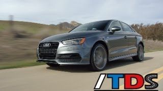2015 Audi A3 - First Drive by Ron Doron