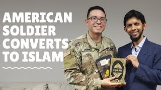 An American soldier walks into a Mosque – Then does this amazing thing