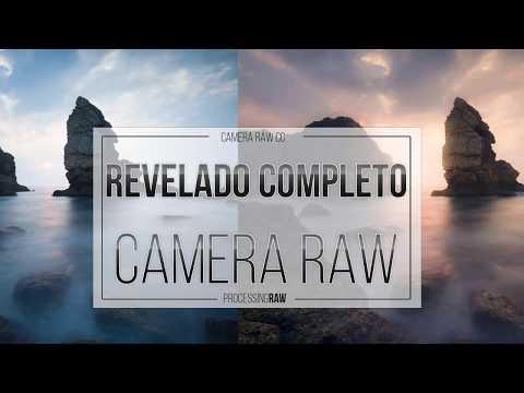 Aprende a revelar un RAW en Camera RAW paso a paso