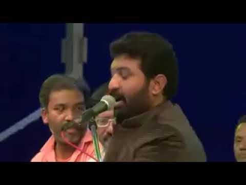 Sardar vallabhbhai Patel song at khodalbham kagvad