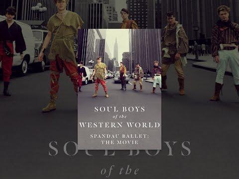 Soul Boys of the Western World
