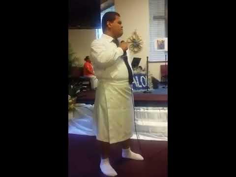 Teiano Sialo'i @ Papa Rev. Sialo'i Sr. Funeral